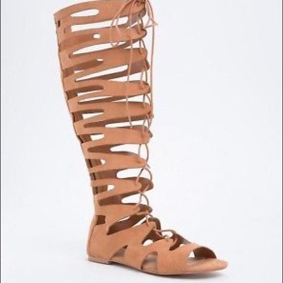 46a1a1a2c9fa Torrid Gladiator Sandals (Wide Width)